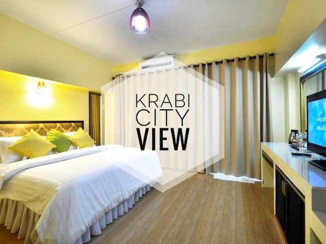 Krabi City View {Space Living DBL Room}