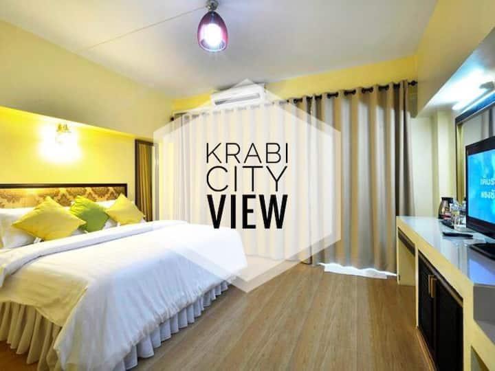 Krabi City View {Space Living DBL Room}