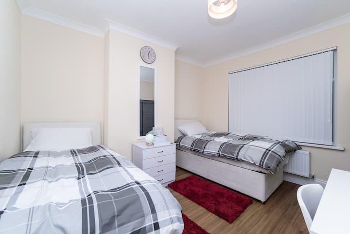 Safehaven -  BnB  Bedroom 7