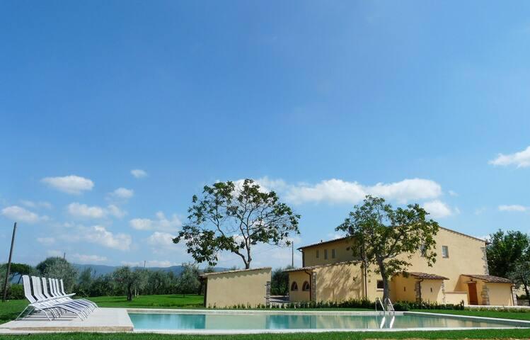 Villa Pian de' Noci - Apt. Cottage