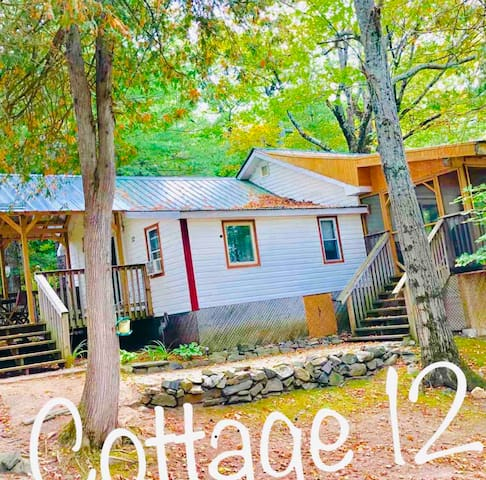 Cottage #12 - Springwood Cottages Resort & Marina