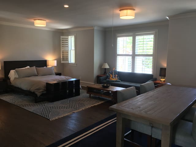 Beautiful Studio Across From Piedmont Park