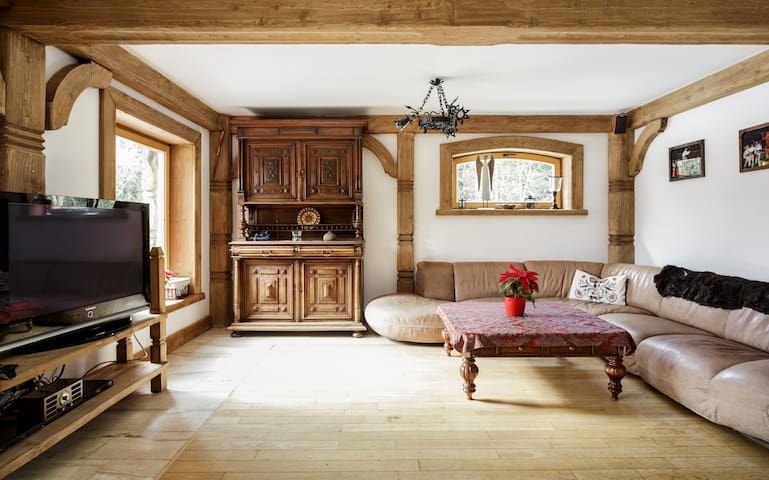 Luxury villa for 12 people - Kościelisko - Casa