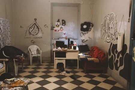 chambre d'hôtes en plein centre ville de Tunis - ตูนิส - อพาร์ทเมนท์
