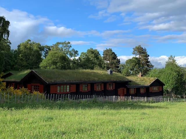 Birkelunn Norwegian log cabin, Ballater and Aboyne