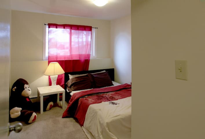 1 bedroom in a 2 bedroom apt available. Dartmouth