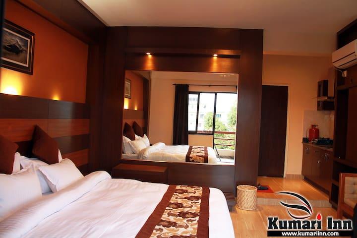 Kumari Star Inn - Apartment room - Pokhara - Appartement