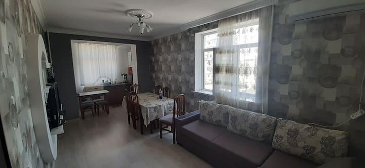Baku, Nasimi region, M/Kazimovski street