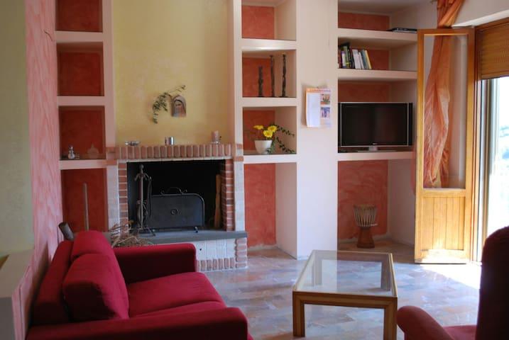 Camere doppie nella natura Ascolana - Ascoli Piceno - Daire