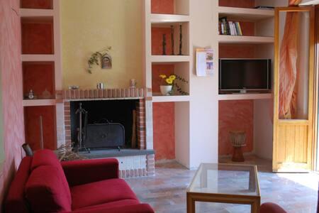 Camere doppie nella natura Ascolana