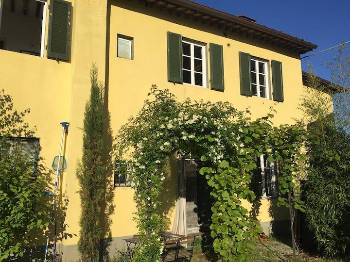 Gorgeous apartment in Villa Della Rocca