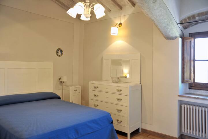 Main villa - double bedroom
