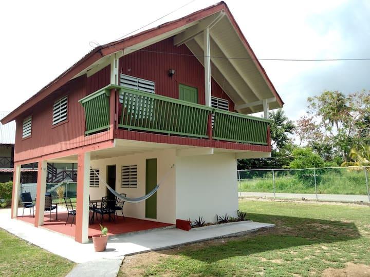 Private Eco-Cottage Rincon