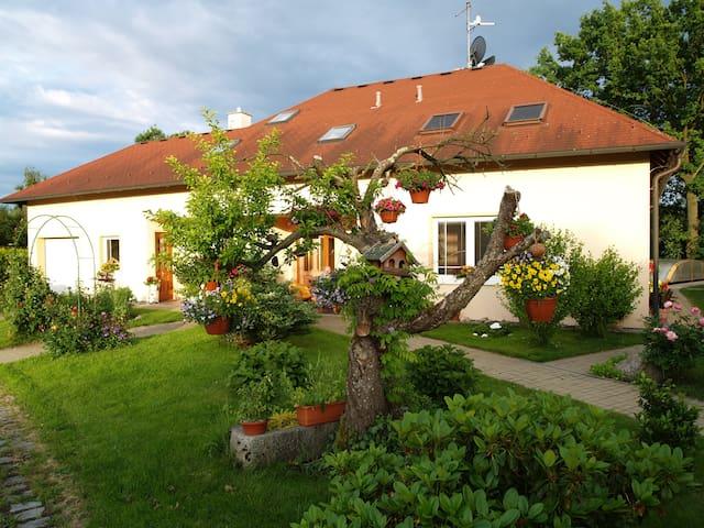 Ubytování u Marcelky - Poustka - Loft