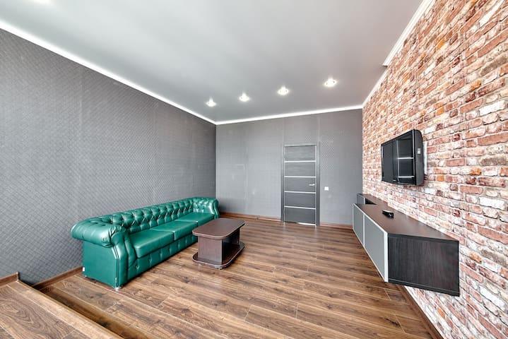 Двухкомнатная квартира в Центре у моря от Zaselim