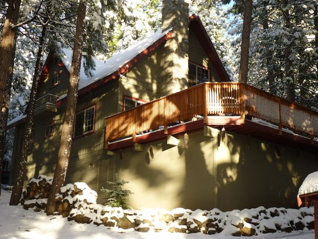 NEW LISTING! PINECREST CABIN - WITH WIFI!!