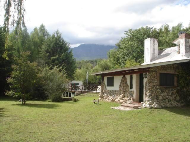Cabaña Sauce - Los Hornillos - Houten huisje