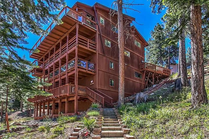 Multi-Family/Corp. Lake Retreat - Zephyr Cove-Round Hill Village - House