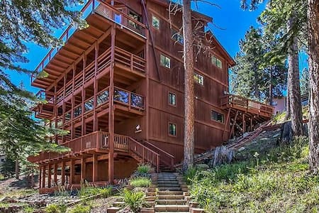 Multi-Family/Corp. Lake Retreat - Zephyr Cove-Round Hill Village - Hus