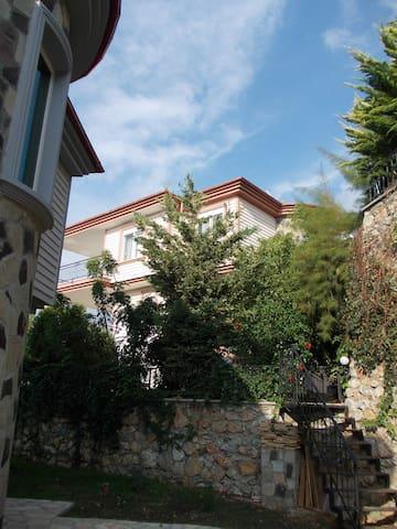 Alanya Oteller Bölgesinde Villa - Antalya - Huvila