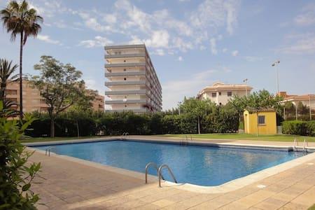 Apartamento 2ª linea de playa - Canet de Berenguer - 아파트