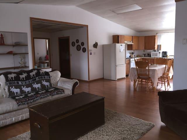 Kenai Peninsula Fairgrounds Apartment