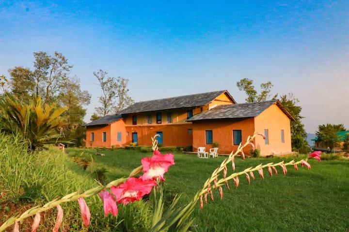 Serenity Farmville - A Heritage Homestay - Lungdu