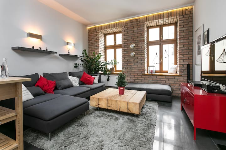 Modern Apartment in the Old Town