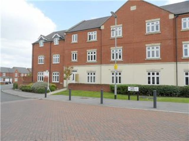 Peaceful apartment, close to Leeds city centre - Leeds - Departamento