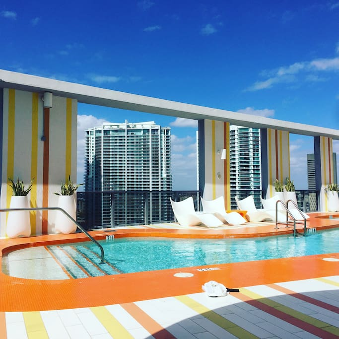 Modern Miami Apartments Modern Apartment In The Heart Of Brickell Apartments For Rent In