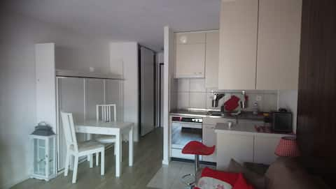 Torgon, logement complet et indépendant