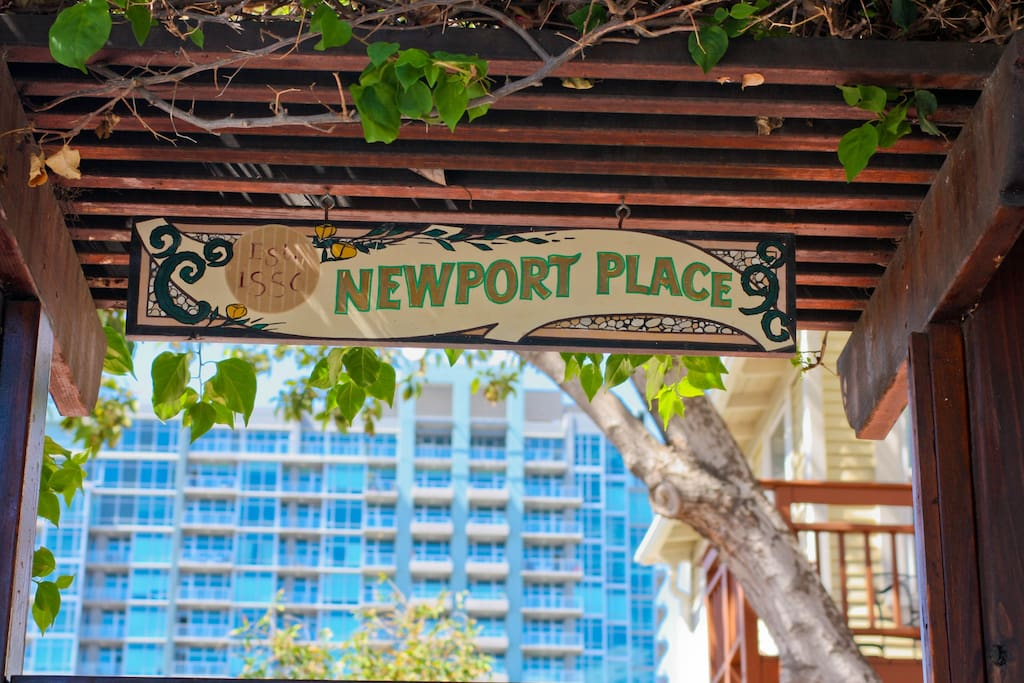 Newport Place is located to the heart of the redevelopment district with hip bars and restaurants. Only 10 blocks to Petco Park baseball stadium.