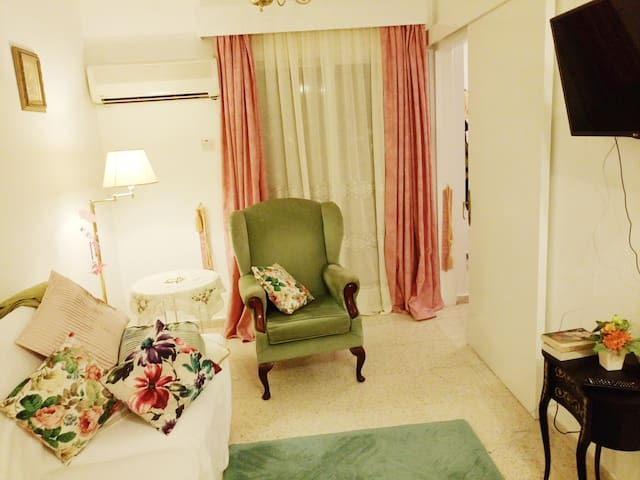 Private apartments Basilica Gardens WiFi near sea - Paphos - 公寓
