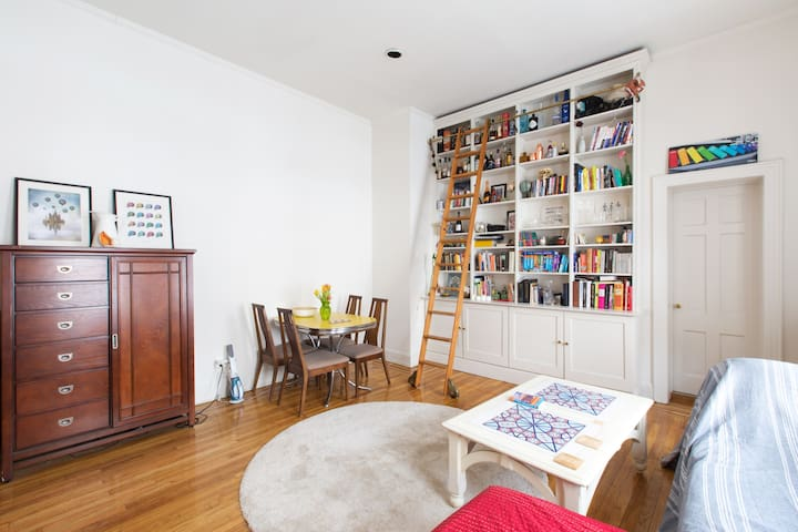 Trendy Apt in Historic Brooklyn Heights