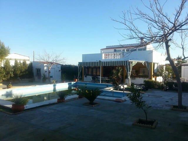 Casa Blanca - Puente Tablas - Maison