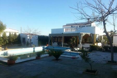 Casa Blanca - Puente Tablas - Σπίτι