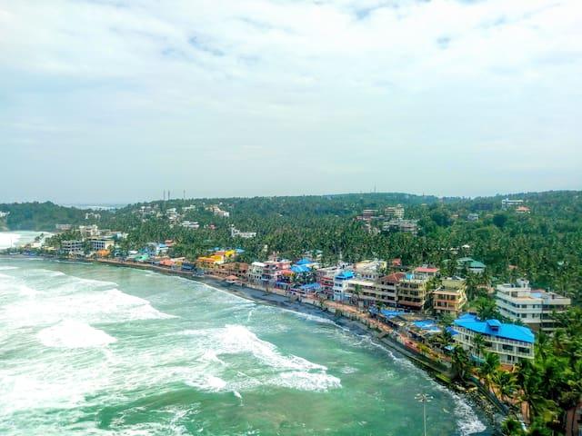 Top tourist places in Trivandrum