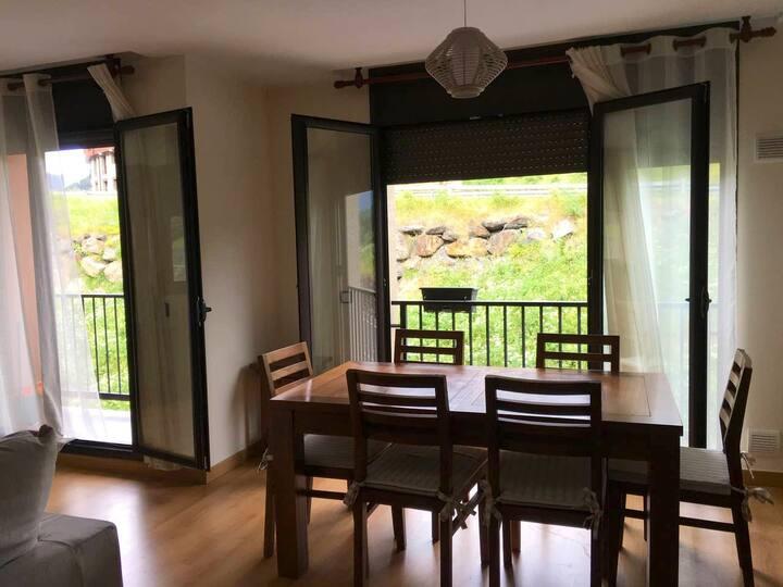 Precioso apartamento con vistas en Canilló