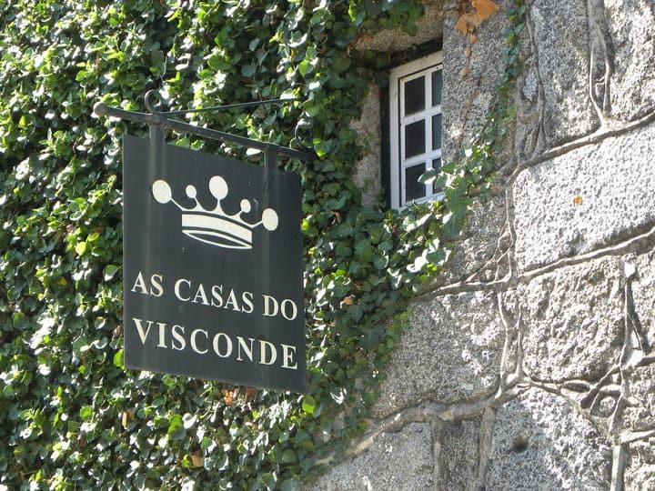 Quarto na Casa do Visconde de Pedralva
