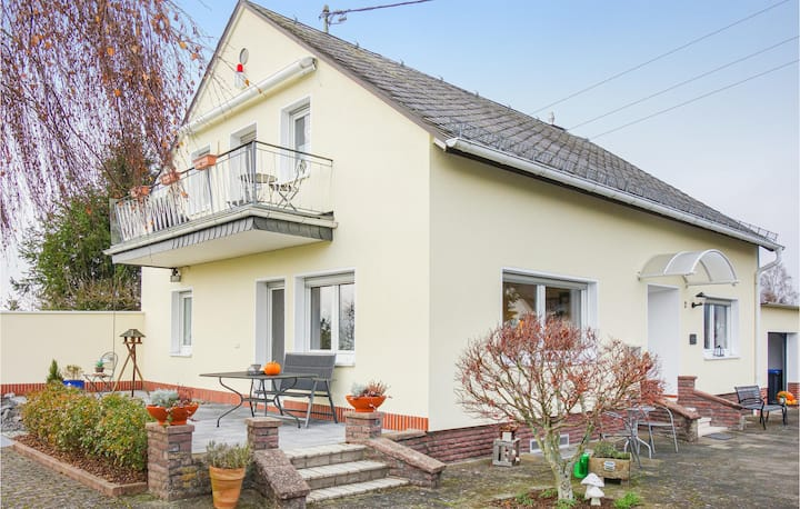 Awesome home in Müllenbach with WiFi and 3 Bedrooms