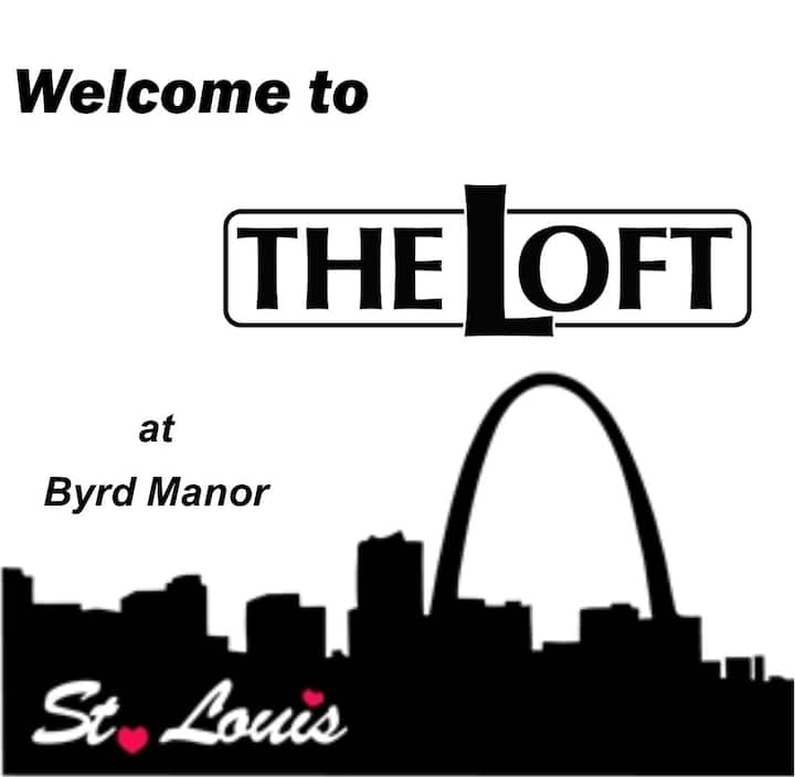 Enjoy The Loft while in STL!