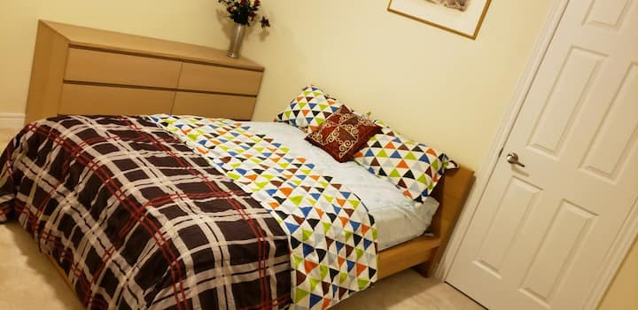 Beautifull Bedroom 3 with double bed