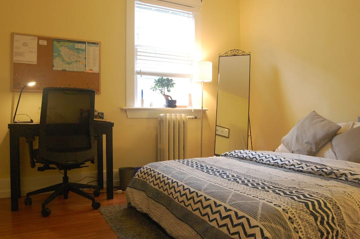 A Charming Guest Room in Mount Pleasant