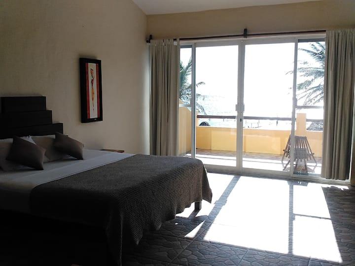 2 BEDROOMS OCEAN FRONT SUITE 4@Mahasand