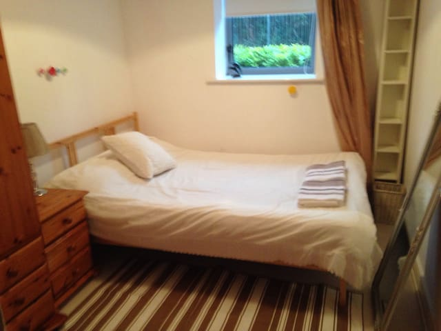 Double bedroom in perfect location in Clongriffin - 都柏林 - 公寓