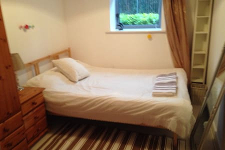 Double bedroom in perfect location in Clongriffin - Dublin - Aamiaismajoitus