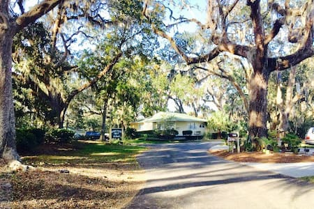 Little Yellow Island Villa - Saint Simons Island - 公寓