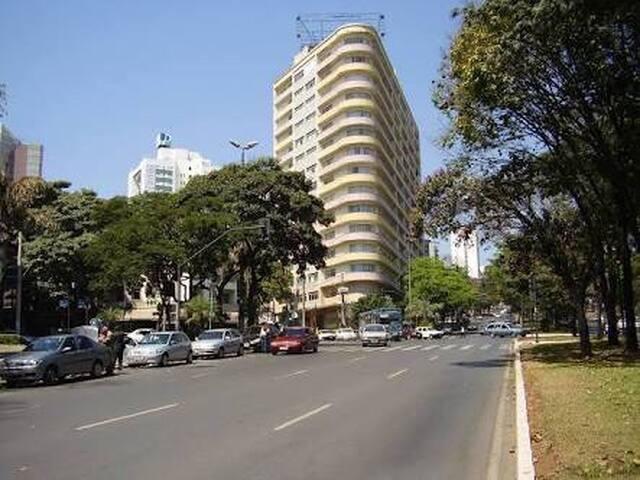 Apt  Funcionários em Belo Horizonte - Belo Horizonte - Lägenhet