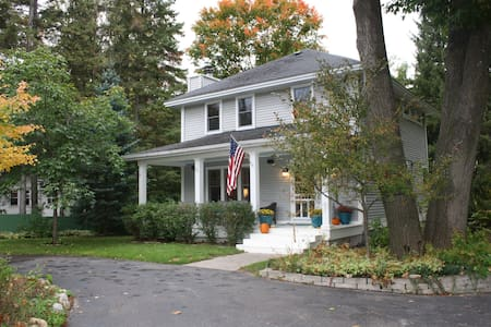 Maple Haven - Charming Home in Harbor Springs - Harbor Springs - Dom