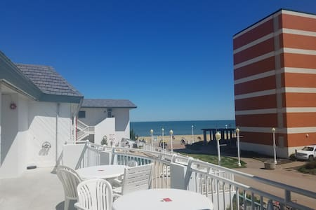 Beach Nut - Virginia Beach Oceanfront! - Virginia Beach - Wohnung